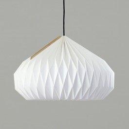 Nachtfalter Hangeleuchte Glocke Gross Selekkt Heim Fur Junges Design Lampen Origami Lampenschirm Und Nachtfalter
