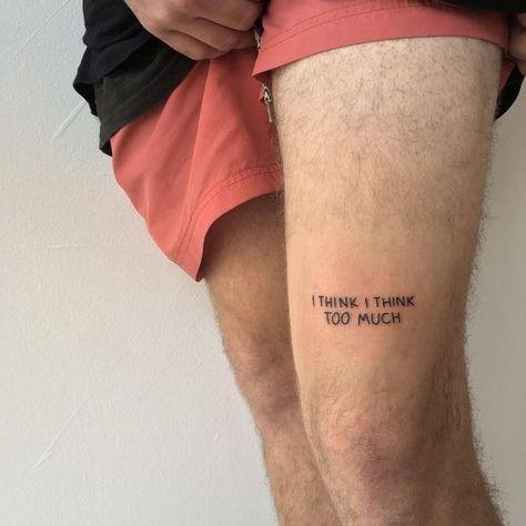 Klein männer arm tattoo Kleine Tattoos
