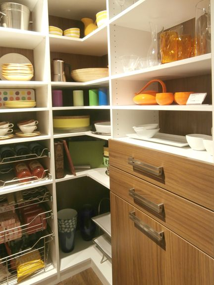 Custom Pantry Ideas