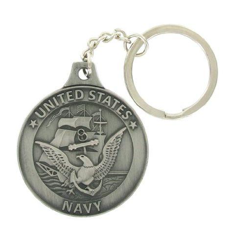 Navy Reserve United States Navy US Keychain Car Keys