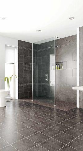 A Beautiful European Style Wet Room Shower Cabin Shower Remodel Doorless Shower