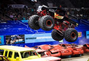 Inside Mattel S Hot Wheels Monster Trucks Live Tour Monster Trucks Truck Living Hot Wheels
