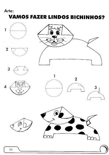Dia Dos Animais Desenhos Para Colorir E Outras Sugestoes De