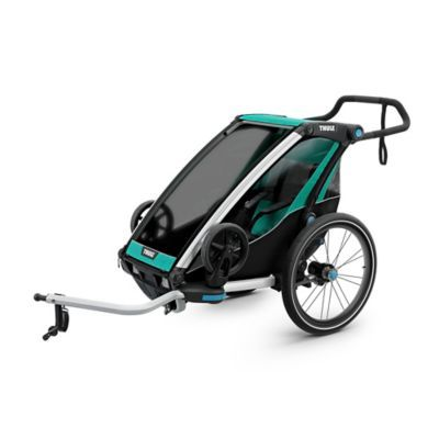 Thule Chariot Lite 1 Multi Sport Single In Bluegrass In 2020
