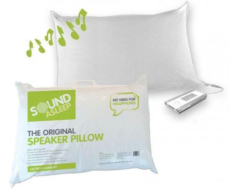 Soundasleep the Original Speaker Pillow