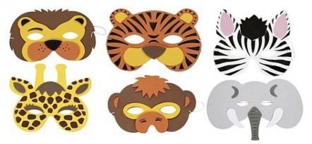 Dress Diy Free Printable 55 Ideas Animal Mask Templates Printable Animal Masks Animal Masks