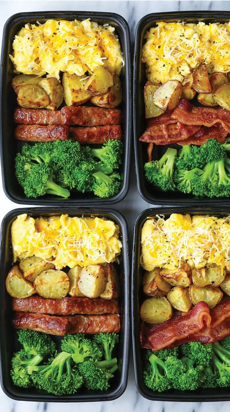 Breakfast Meal Prep