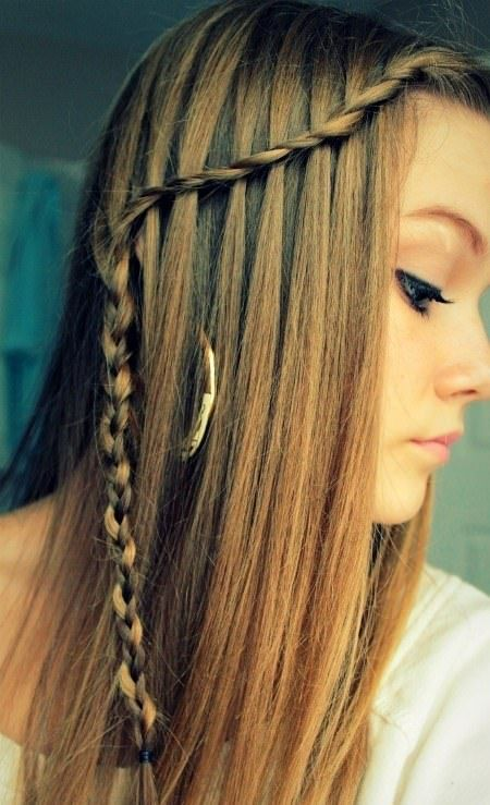 20 Super Chic Hairstyles For Straight Hair Straight Hairstyles Long Hair Styles Hair Styles