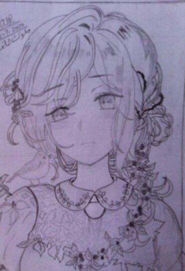 Pin By توكا تشان On صور انواع Female Sketch Art Female