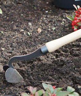 Standup Garden Tgrip Tiller Soil Mulch Turner Cultivator Lawn