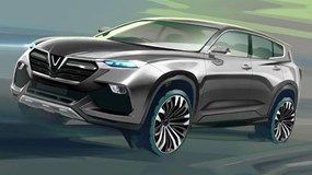 Vinfast Selects Third And Fourth Models For Production Car Design News Car Design Car Car Sketch