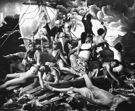 Sex, death & dismemberment: Joel-Peter Witkin's portraits of outcasts, severed heads & George Bush | Dangerous Minds