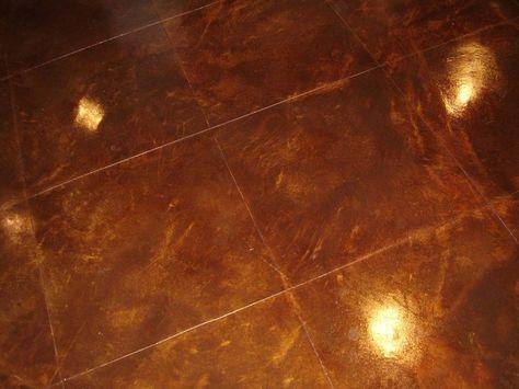 Decorative Concrete Staining Resurfacing Aurora Il With