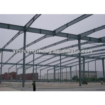 Top Quality Flat Roof Steel Garage Steel Roofing Steel Structure Flat Roof