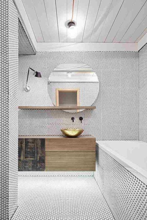 Carrelage Mosaique Salle De Bain Et Cuisine Le Petit Detail Qui Fait Une Grande Difference Mosaique Salle De Bain Decoration Salle De Bain Et Salle De Bain Et Cuisine
