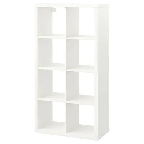 IKEA - KALLAX Shelf unit, White