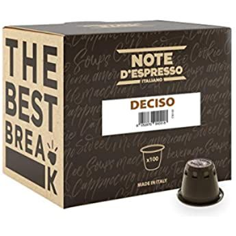 Note D Espresso Capsulas De Cafe Arabica Exclusivamente