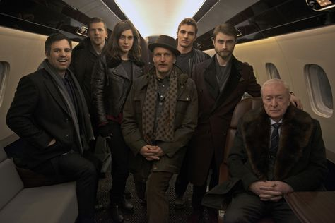 Exclusive: 'Now You See Me 2' Behind-the-Scenes Photo | Fandango