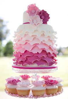 Most Beautiful Birthday Cake In The World For Girls Inspired - Gorgeous birthday cakes