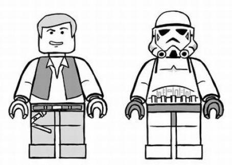 lego-star-wars-coloring-printables | Birthday ideas | Pinterest ...