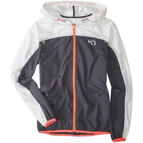 3fa3b6ccf1b0 Kari Traa Zephyr Running Jacket ( 89) ❤ liked on Polyvore featuring  activewear