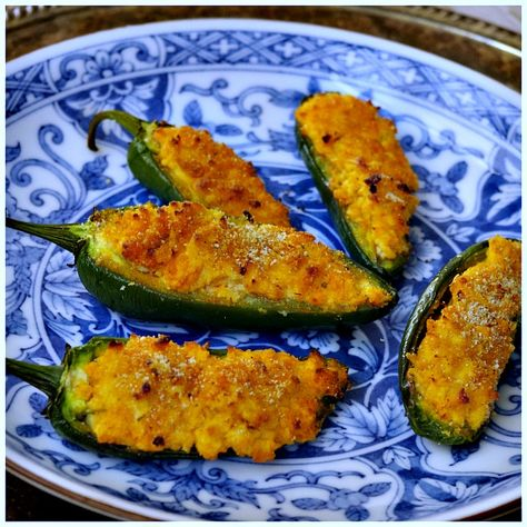 Buffalo Chicken Dip Stuffed Jalapeno Peppers Dixie Chik Cooks Recipe Stuffed Peppers Stuffed Jalapeno Peppers Cooking