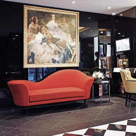 Hôtel Design Paris - LA VILLA HAUSSMANN | Hôtel design ...
