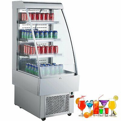 Ad Ebay Url 24 Open Refrigerated Display Case Air Curtain