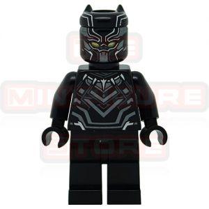 Black Panther Marvel Civil War LEGO Minifigures 76047