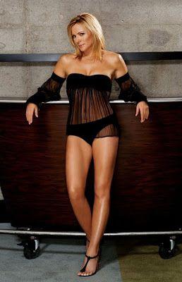 Kim cattrel bikini