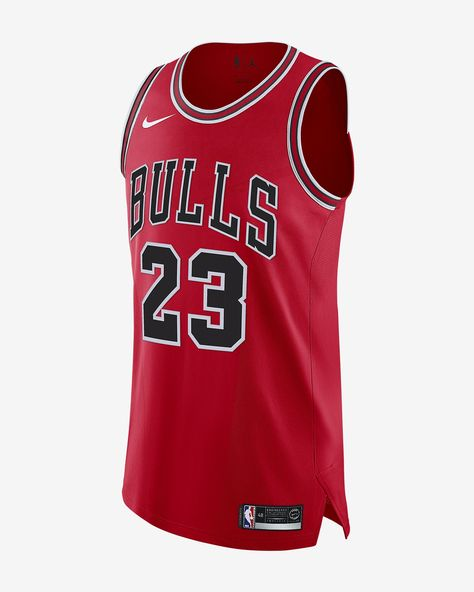 8064afc9ec0 Michael Jordan Icon Edition Authentic Jersey (Chicago Bulls) Men s Nike NBA  Connected Jersey
