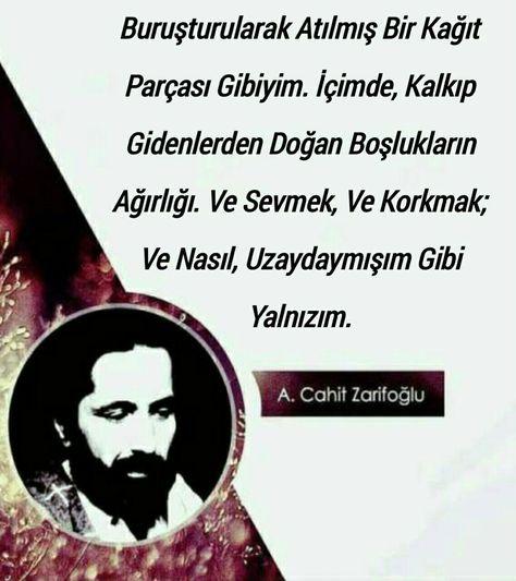 p #CahitZarifoğlu #YediGüzelAdam...