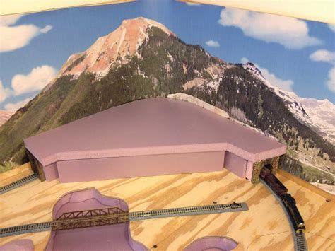 how to build a foam train layout | MODEL RAILROADING | Train