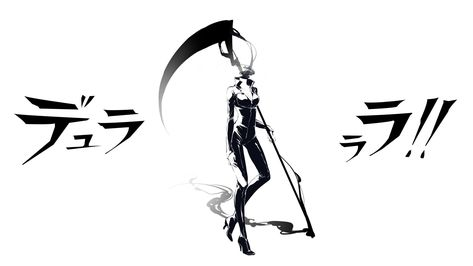 HD wallpaper: Anime, Durarara!!, Celty Sturluson