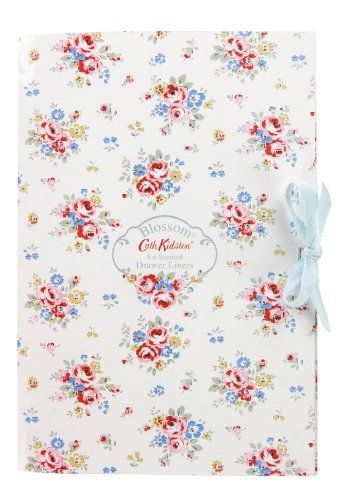 Cath Kidston Blossom Scented Drawer Liners Pack Of 6 Wh Http Www Amazon Com Dp B00je8bnsm Ref Cm Sw R Pi With Images Scented Drawer Liner Drawer Liner Cath Kidston