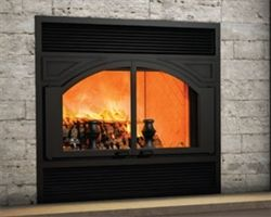 Ventis Me300 Decorative Clean Wood Burning Fireplace With Images