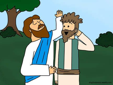 Teach Children About Jesus Healing The Deaf Man With A New Song