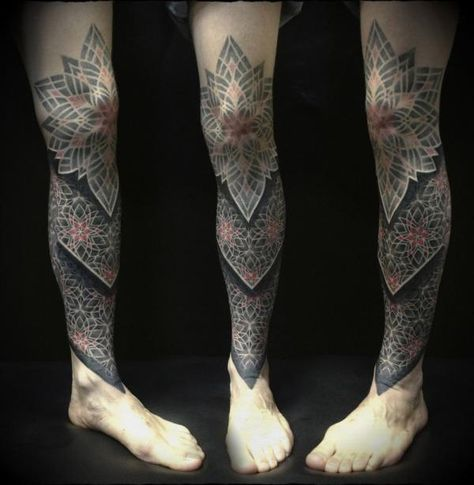 Tattoo Ivan Hack - tattoo's photo In the style Ornamental, Ornamen