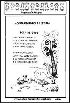 Www Misturadealegria Blogspot Com Br Copa Do Mundo Poema Bola De Gude Imprimir Jpg 464 677 Bola Atividades De Sala De Aula Poema