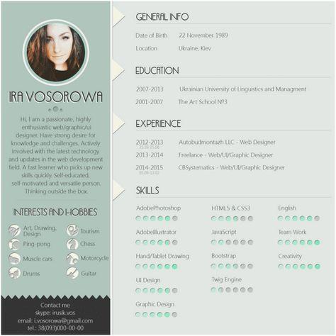 Plantilla Cv Gratis Vintage Branding Resume Templates Resume Y