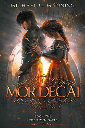 Mordecai By Michael G Manning Cover Illustration By Amalia