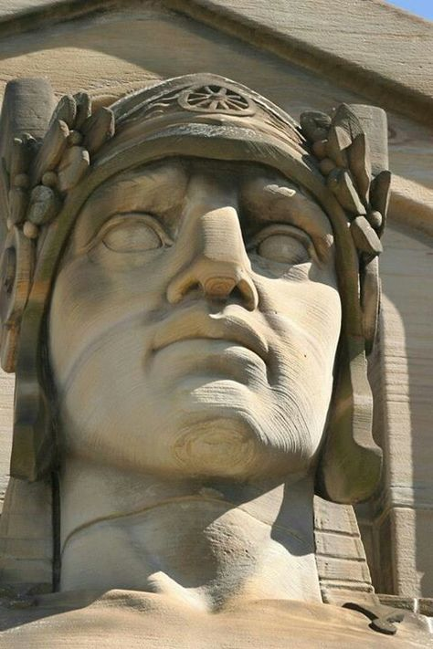 Courtesy Of The City Of Cleveland Photo City Of Cleveland Cleveland City Hall Art Deco Architecture Art Deco Design Statue
