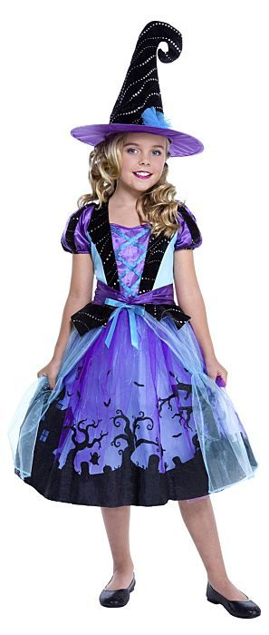 Cauldron Cutie Cute Costumes For Kids Kids Witch Costume Classic Halloween Costumes