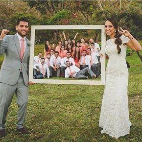 Fotovorschlag! Ich habe euch geliebt?! . #universodasnoivas # Bräute # Brautjungfer #ves ...