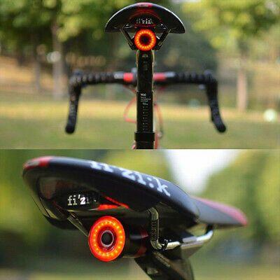 XLite100 Bicycle Smart Brake Light Sense LED USB Tail Light Rear Lamp Waterproof