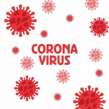 바이러스 발생 바이러스 디자인에 있는 핀