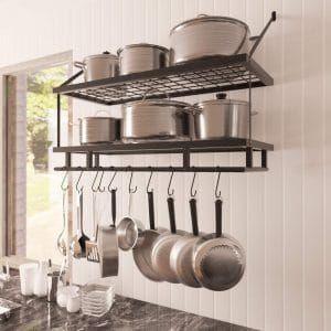 Pin On Top 10 Best Pot Rack Ceiling Mounts