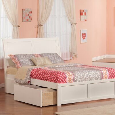 Harriet Bee Quitaque Panel 3 Piece Bedroom Set In 2021 Farmhouse Bed Frame Farmhouse Bedroom Furniture Rustic Bedroom Furniture