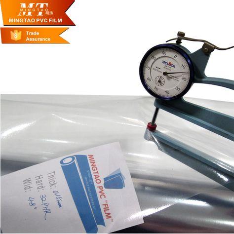 Flexible Normal Clear Pvc Plastic Film Plastic Film Clear Plastic Sheets Plastic Sheets
