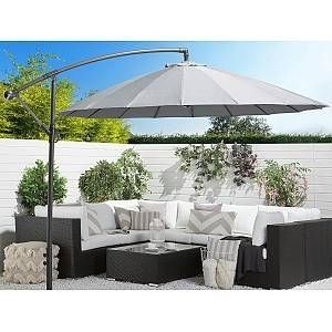 cantilever parasols up to 70 off 1001 garden parasol lights solar powered ground